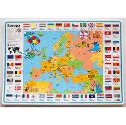 Dækkeserviet, Europa – Girafprodukter