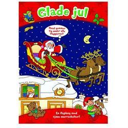 Flapbog til børn, Glade jul